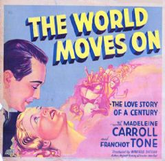 The World Moves On 1934 DVD - Madeleine Carroll / Franchot Tone
